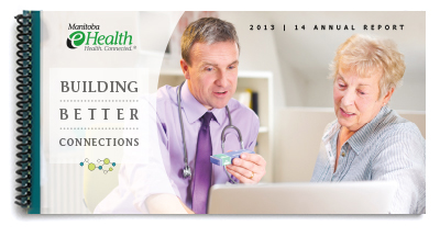 ehealth annual report spiral bound